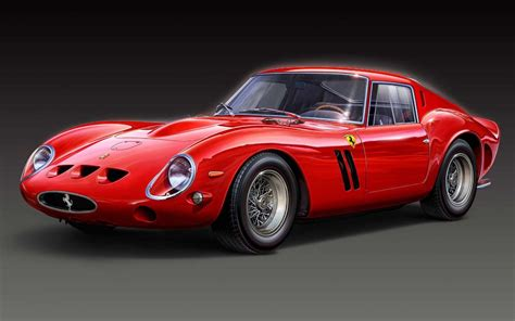 ferrari coupe classic ferrari 250 gto red car classic best hd wallpa 14546