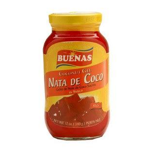 makalah membuat nata de coco buenas coconut gel in syrup