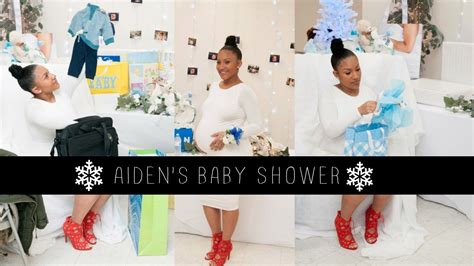 All White Baby Shower by All White Baby Shower