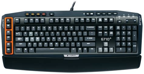 Keyboard Logitech Mechanical hardware review logitech g710 mechanical keyboard