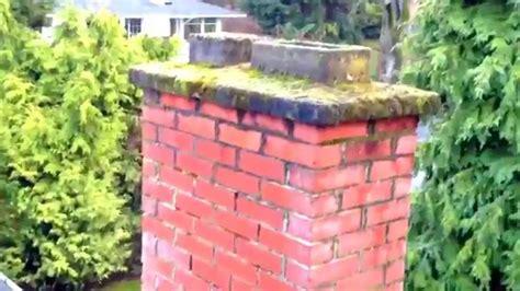 Chimney Mortar Crown Repair - chimney mortar repair repointing sheet metal crown drip