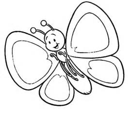hermosas mariposas colouring pages