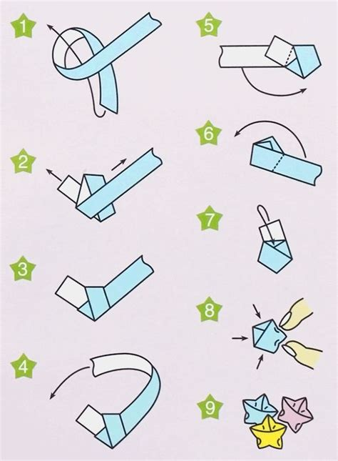 How To Make Lucky Paper - 25 best ideas about origami lucky on