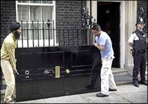Number 10 Downing Street Floor Plan Bbc News Why Is The Door At 10 Downing St So Shiny