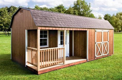 lofted barn porch buildings quality storage buildings