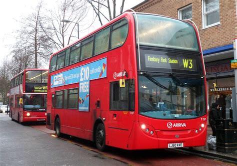 london bus routes route  finsbury park station