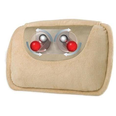 Homedics Shiatsu Pillow With Heat by Buy Homedics Shiatsu Cushion With Heat Sp 10hs 3gb