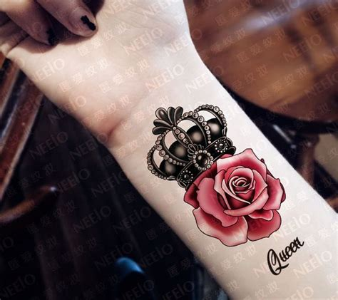 tattoo with the name queen 25 best ideas about crown tattoos on pinterest queen