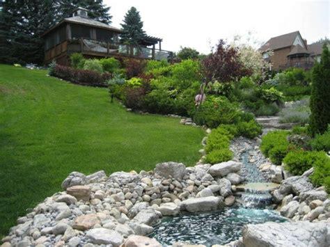 Gartengestaltung Am Hang Wie K 246 Nnen Sie Einen Hanggarten Gartengestaltung Mit Steinen Am Hang