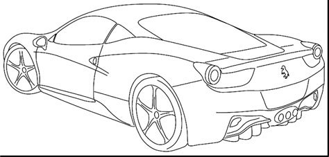 Car Coloring Pages For Boys Print For Sports Glum Me Sports Cars Coloring Pages For Boys Printable