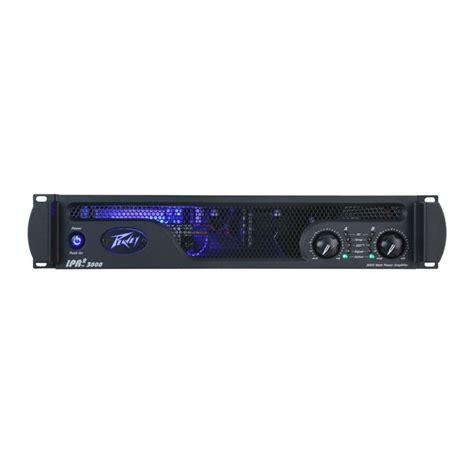 Power Lifier Peavey Cs 3000 peavey ipr2 3000 power lifier at gear4music
