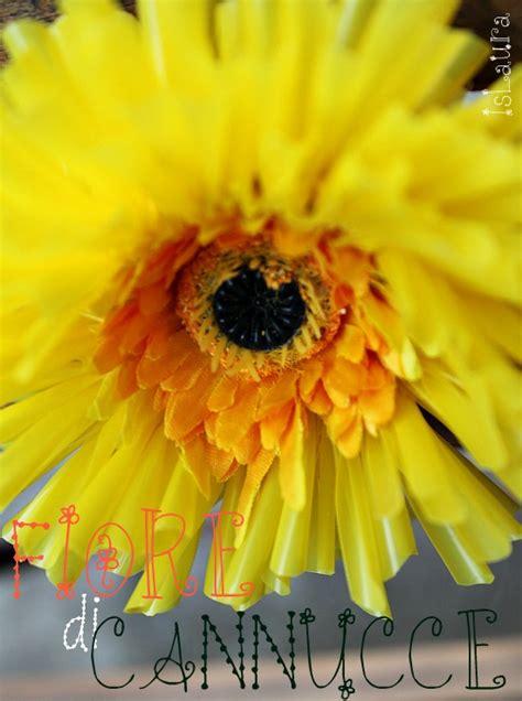 fiori con cannucce fiore con le cannucce mamma felice