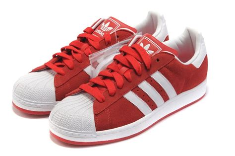 Adidas Superstar Ii Suede Pack Redwhite Original Made In Indonesia 0fev6qh chaussures pour homme adidas baskette femme