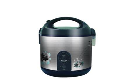 Rice Cooker Sharp Ks M18l W rice cooker ks r19st terbaik dari sharp untuk