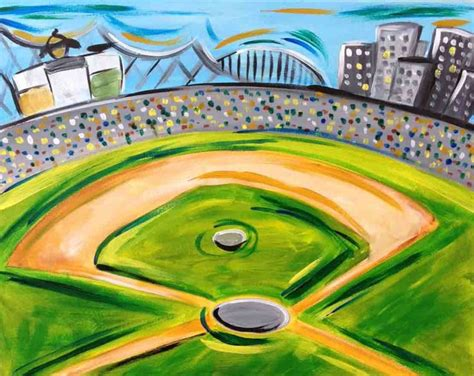 paint nite stadium quincy 12 best images about a starry out sports on