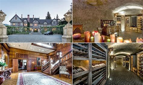 The Secret Health Room 05 inside the 27million tudor mansion in silicon valley that