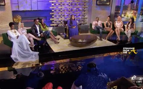 love and hip hop atlanta reunion fight and twitter drama lhhatl season 6 reunion part 1 1