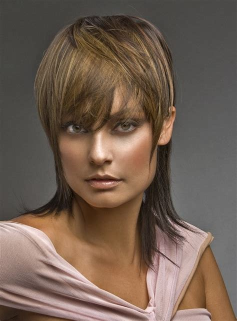 by sam villa haircuts a long brown hairstyle from the sam villa collection no