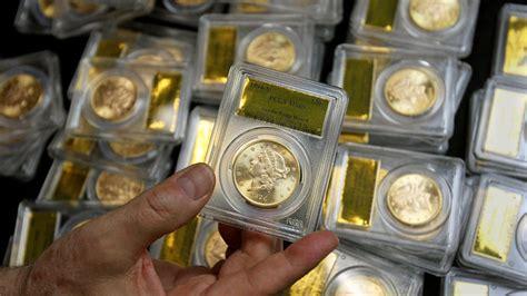 gold coins found in california backyard rare gold coins buried in california hit market one