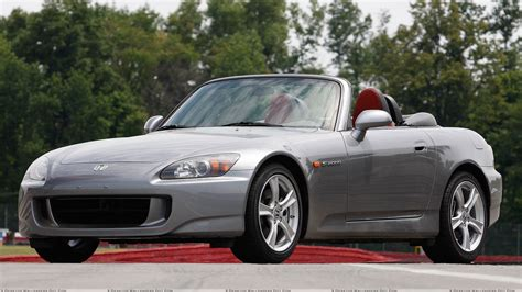 grey honda 2009 honda s2000 front pose in grey wallpaper