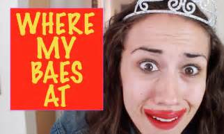 Who Sings Where My Baes At Original Song By Miranda Sings