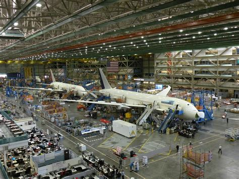 Going To Boeing Everett Everett by Analyst Boeing Needs To Improve Labor Relations To Bring