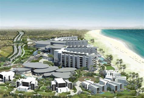 saadiyat island abu dhabi new 234m resort on saadiyat island by 2017