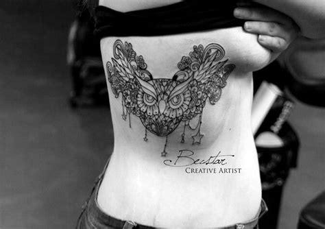 owl tattoo ribs ah mazingggg owl tattoo design ribs tats pinterest