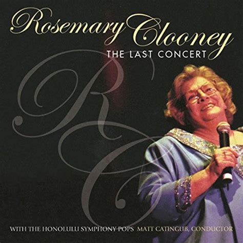 rosemary clooney god bless america do you know what it means to miss new orleans by rosemary