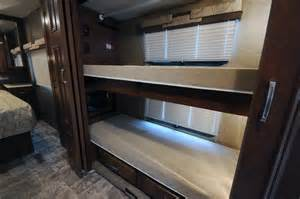 rv with bunk beds diesel pushers with bunks autos weblog