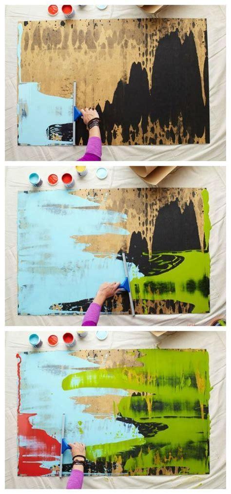 Bilder Selber Malen 3721 by Die Besten 25 Acrylmalerei Techniken Ideen Auf