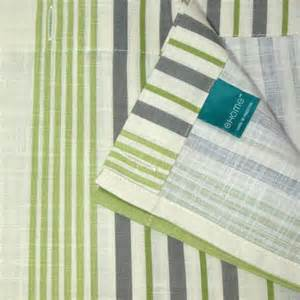 Green And Gray Curtains Ideas Target Home Green Stripe Gray Ivory Fabric Shower Curtain