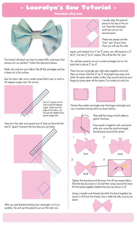 pattern maker tutorials bow tutorial by laurabububun on deviantart