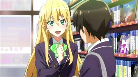 anime the gamers 感想 ゲーマーズ 第1話 雨野景太と導かれし者達 ゲーム好きと変人が集まる部活動 ネット民の反応 国内
