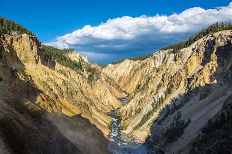 yellowstone national park wallpapers hd wallpapers id river in yellowstone national park full hd wallpaper and