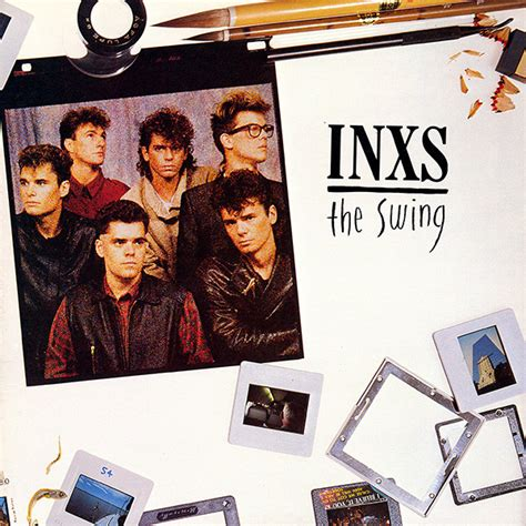 Inxs The Swing Vinyl Lp Album At Discogs