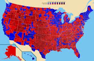 us map 2008 election results data visualization 101 heat maps