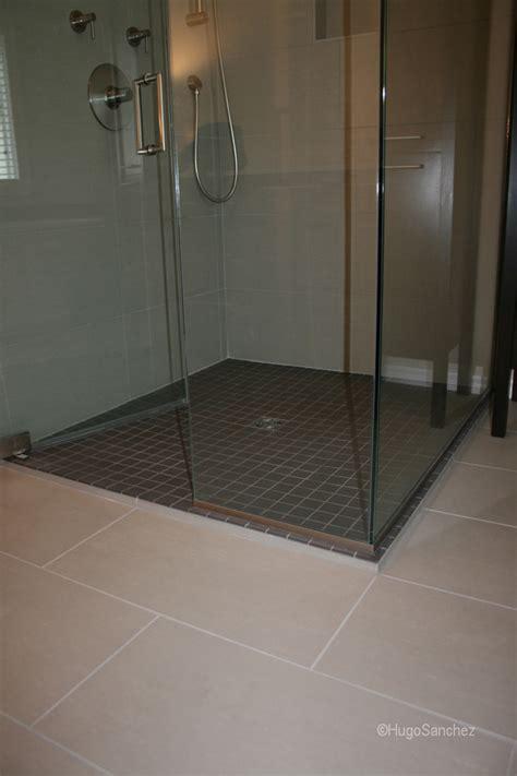 Shower Base And Glass Door Shower Base C 233 Ramiques Hugo Inc