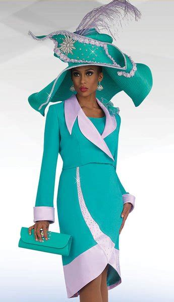 design clothes and hats women s designer suit with matching hat discount