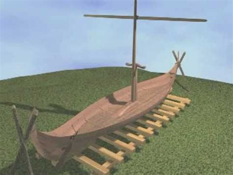 boat parts close to me building a viking ship youtube