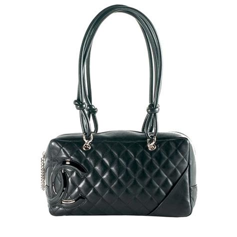 Quilted Chanel Handbag by Chanel Quilted Lambskin Ligne Cambon Shopper Shoulder
