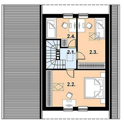 dise o de planos dise o de casa minimalista de dos plantas planos de