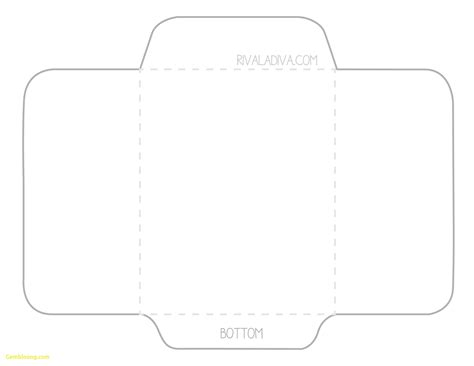 Card Envelope Printing Template by Diy Gift Card Envelope Template Gift Ftempo