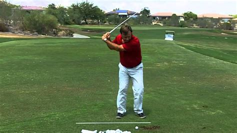 youtube golf swing ernie els learn from ernie els golf swing youtube