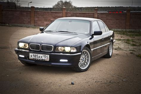how cars run 1997 bmw 7 series seat position control 1997 bmw 7 series information and photos momentcar