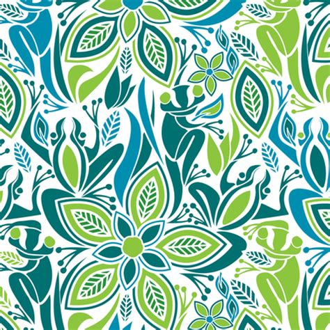 green frog blue frog fabric ebygomm spoonflower