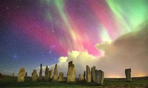 best place in scotland to see the northern lights the best places in scotland to see the borealis