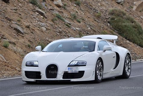 2012 Bugatti Veyron Grand Sport Sport Review Top Speed