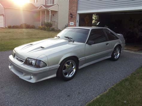 93 mustang for sale supercharged silver 93 gt for sale more cobra than gt