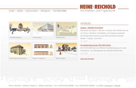 heine architekten januar 2009 heine reichold architekten und ingenieure